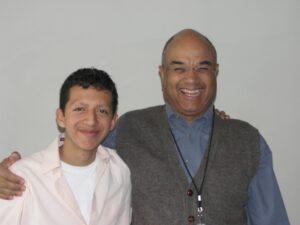 Volunteer Success Coach and Teen